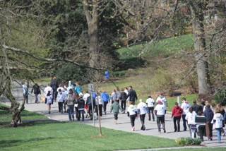 7th Annual Adam Spector Walk to Win for Hodgkin's!